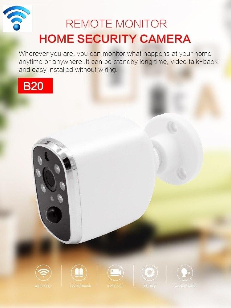 Купить 720p умная камера инфракрасного ночного видения с pir детектором
