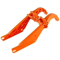 Forte braço batwing carenagem interna suportes de apoio para harley estrada glide rua|  -
