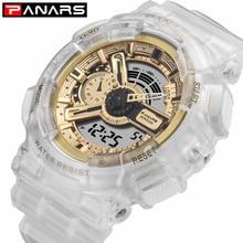 PANARS Digital Watch Men G Style Watches Men Military SHOCK
