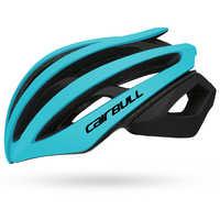 Cairbull slk20 sport ultralekki górski rower szosowy wyścigi lekki dwuwarstwowy mężczyzna kobiet kask jeździecki