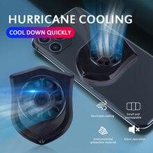 Cooler Radiator Mobile-Phone Heat-Sink Adjustable Xiaomi for Samsung Huawei Fan-Holder