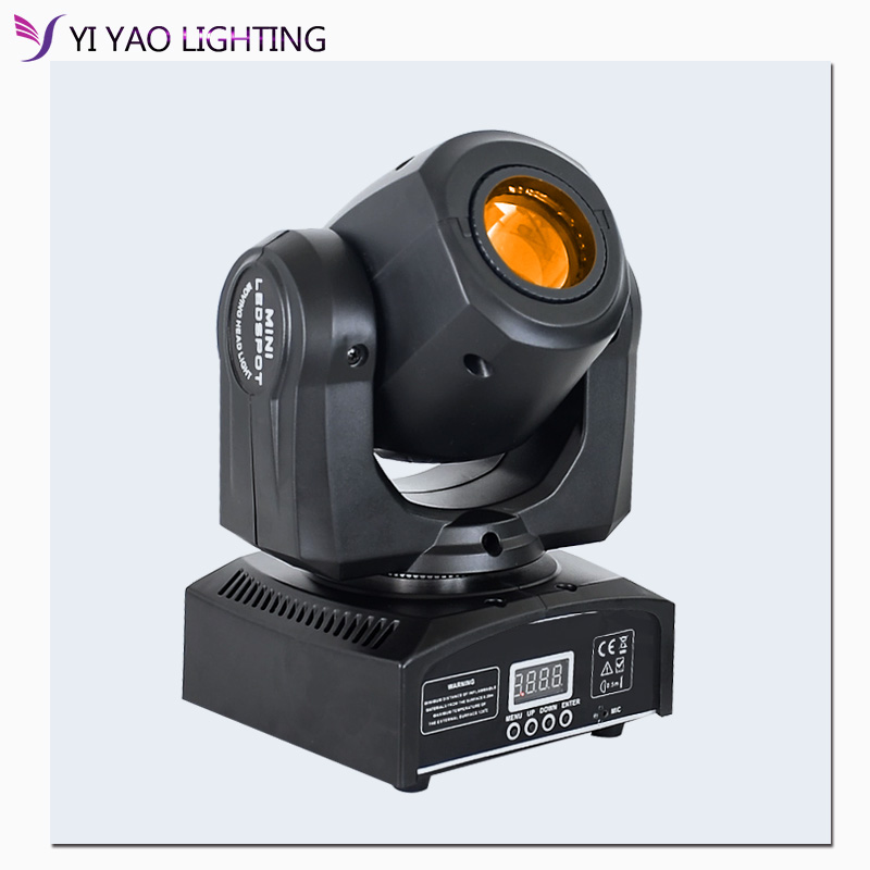 30W LED Spot Moving Head Light Stage DJ Gobo Spot Lights