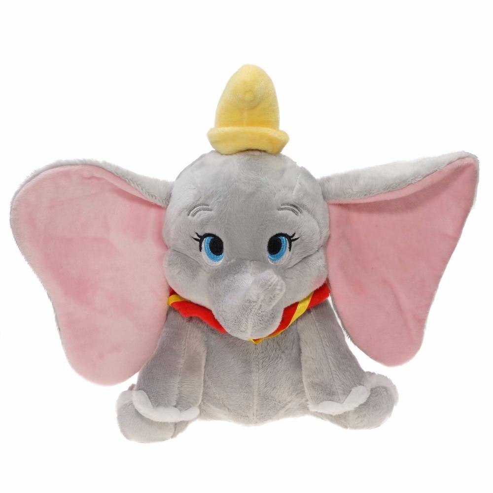 Hot 30cm Disney Dumbo Elephant Plush Toys Stuffed Animals Doll Soft Cotton Toys For Children Stuffed Doll Gift