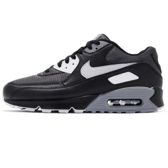 US $50.0 50% OFF|Official Original Nike AIR MAX 90 Men's Running Shoes Breathable Sports Sneakers Comfortable Fast Outdoor Athletic AJ1285 602 in