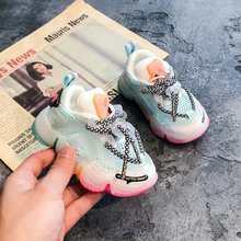 AOGT 2020 Autumn Infant Girl Boy Shoes Breathable Baby Sneak