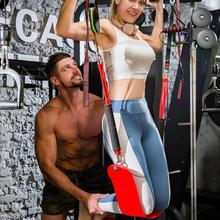 Фитнес-тренажер домашний горизонтальный бар вспомогательный пояс оборудование для фитнеса Барре де тяги многофункциональный фитнес-помощь T