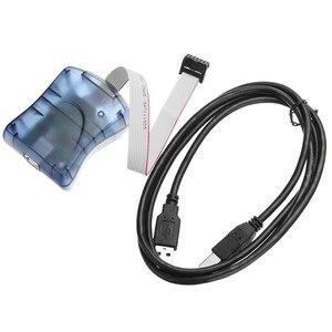 AVR ISP Downloader/Linha de Download/Programador/Compatível com original STK500 MKII AVRISP XPII