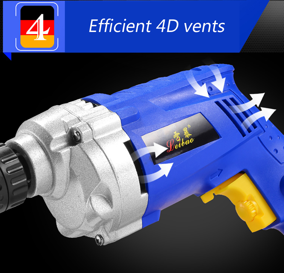Electric drill 19