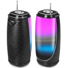Bass-Speaker Powerful Bluetooth Column Wireless with Handle 28GC MF206 Tf-Radio AUX Waterproof