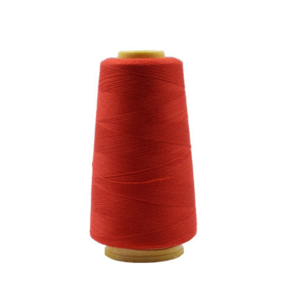 3000 Yards Industrial Overlocking Sewing Machine Polyester Thread