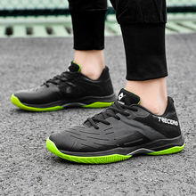 Men Sport Table Tennis Shoes Outdoor Man Badminton Professional Sneakers Black White Male Volleyball Sneakers Trainer