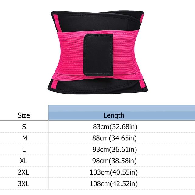 High Elasticity Sweat Slimming Belly Belt Vest Yoga Workout Shapewear Vest Tank Workout Body Shaper Tank Top 2