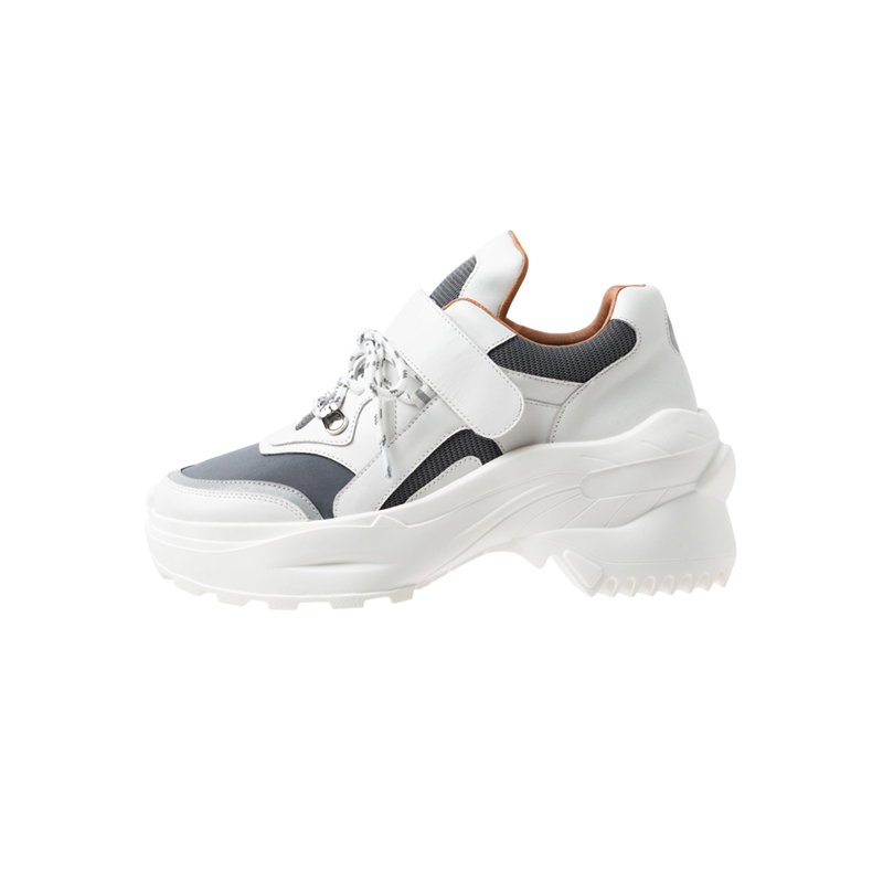 Wayneflex Fashion Sneakers Breathable Shoes Women's  Tidal Shoes Platform Leisure Tennis Daddy Shoes New Arrival Womens Shoes
