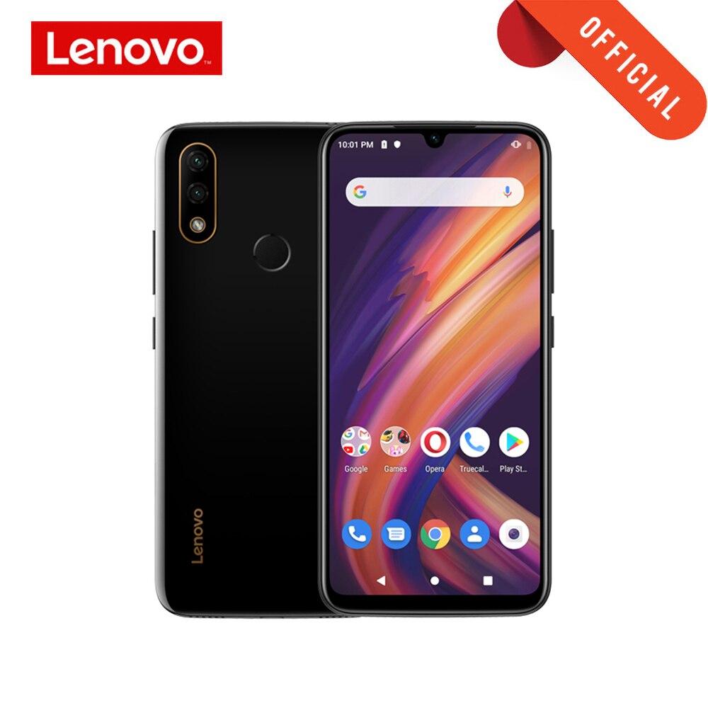Global Version Phone Lenovo Smartphone A6 Note 6.09 Inch HD Screen Bluetooth 5.0 Rear Dual Cameras 4000 MAh MTK P22 Octa Core