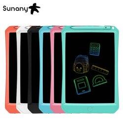 Sunany 11 дюймов разноцветный Новый изогнутый боковой ЖК-планшет разноцветный ручной росписью доска подарок для холодильника стикер