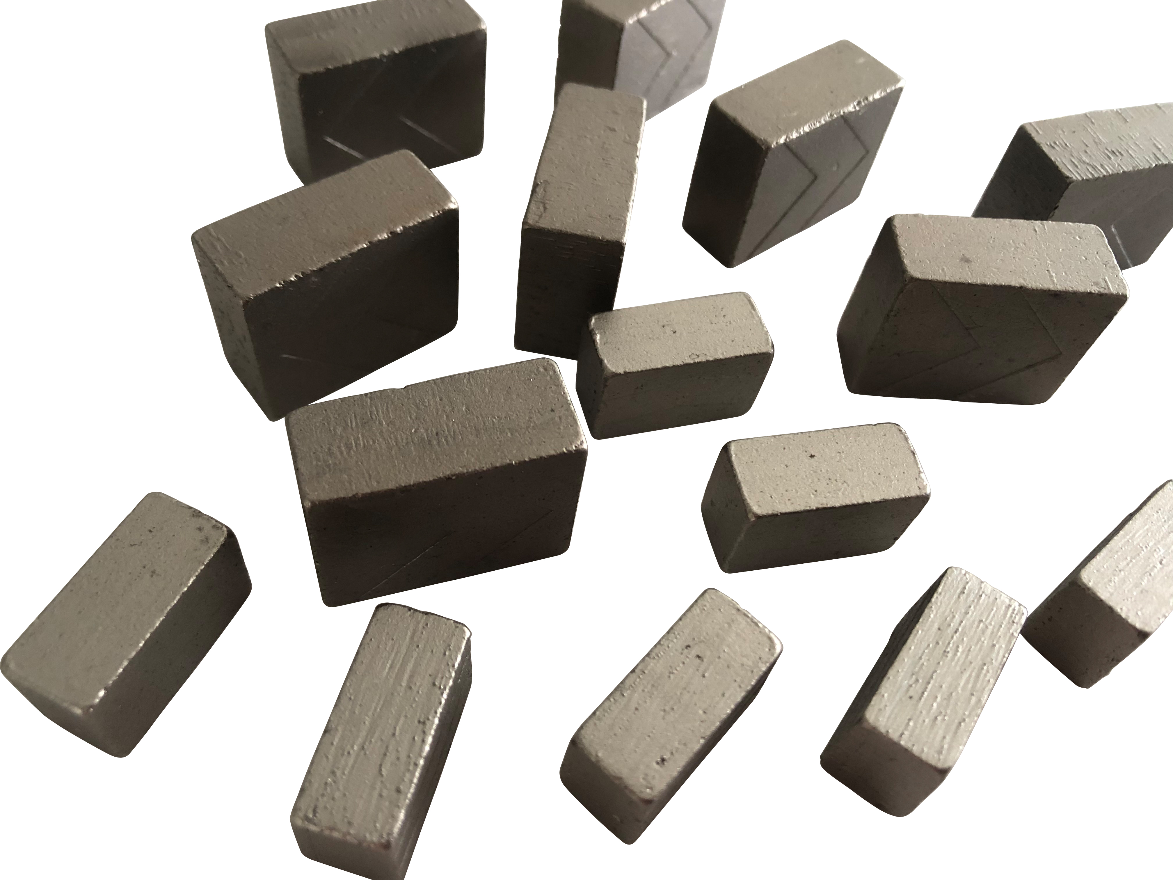 Free Shipping Diamond Segments Diamond Saw Blades For Cutting Granite Block Sandstone Hard Rock Block