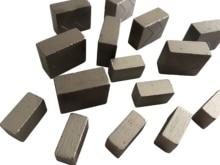 Free Shipping Diamond Segments Saw Blades For Cutting Granite Block Sandstone Hard Rock
