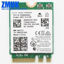 Int banda dupla sem fio-ac 8260ngw wifi cartão para thinkpad m900 m900x t470 l470 l570 t470s t570 p51s p310 série, fru 00jt489