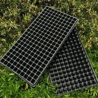 200 Holes Seedling Starter Planting Tray Extra Strength Seed Germination Vegetable Plant Flower Pot Nursery Grow Box Propagation