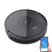 ABIR X5 Robot Vacuum Cleaner with 360ml big Water tank,WIFI APP, 2D Map&Smart Memory, Auto Charge Aspiradora for Pet Hairs