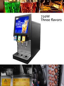 XEOLEO Cola-Dispenser Pepsi/juice 3-Pumps