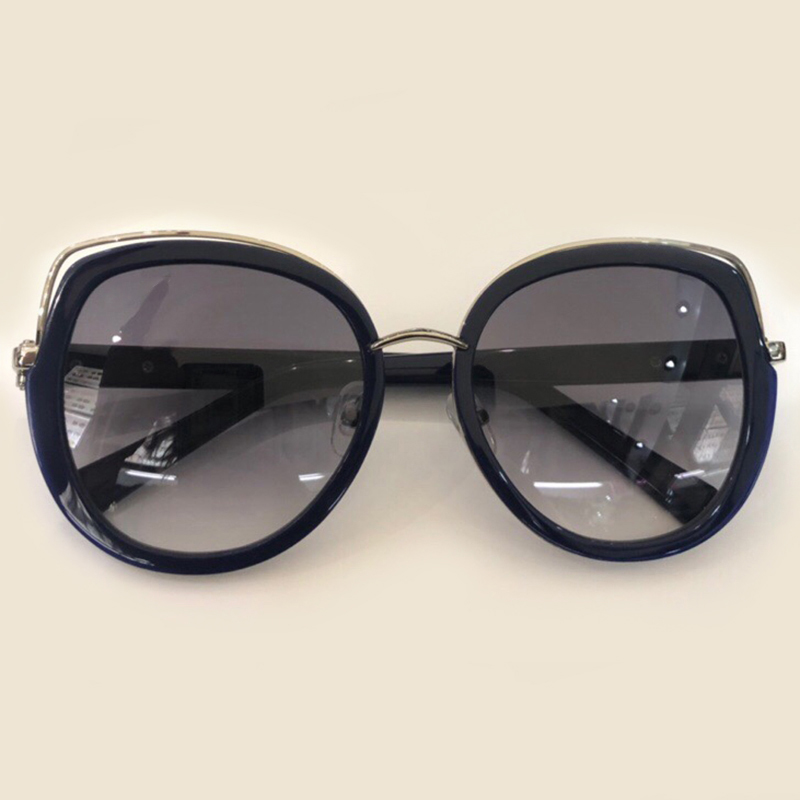 2019 New Cat Eye Sunglasses Women Brand Designer Fashion Shades Eyewear Polarized Sun Glasses For Female UV400