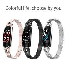 AK16 Smart Bracelet Women Activity Fitness Tracker Heart Rate Monitor Blood Pressure IP67 Waterproof Smart Wristband fitness tracker smart wristband heart rate monitor smart band g16 activity smartwatch blood pressure ip67 bracelet vs mi band 3