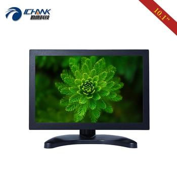 "B101TN-ABHUV-H/10.1"" 1920x1200 720p 1080p IPS Built-in Speaker Metal Case BNC HDMI VGA Industrial PC Monitor LCD Screen Display"