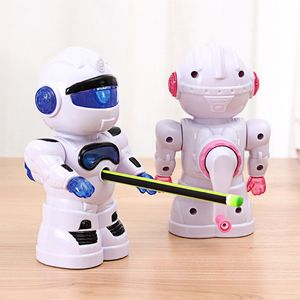 Manual Hand-cranking Pencil Sharpener With Cute Robot Cartoon Design For Children Kids Students Study School Supply(China)
