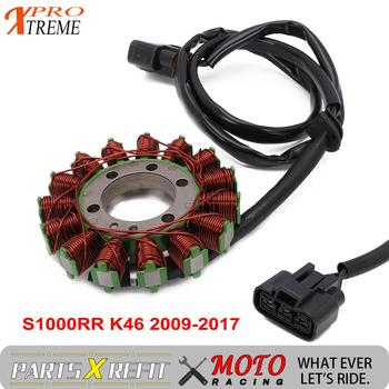 Motorcycle Magneto Engine Stator Generator Alternator Charging Coil Parts For BMW S1000RR K46 S 1000RR R 2009 2010 2011 12-2017