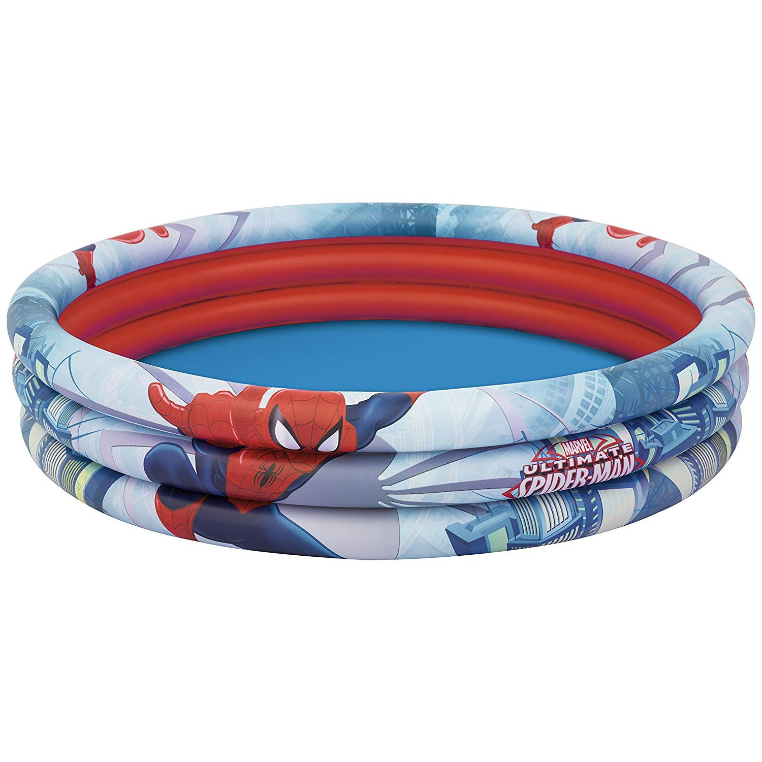Bestway Inflatable Pool Infant Spiderman Ø152 Cm X 30 Cm-98006