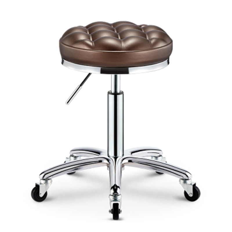 Hairdressing Stool Barber Chair Beauty Stool Lifting Turn Nail Stool Makeup Chair Hair Cutting Stool