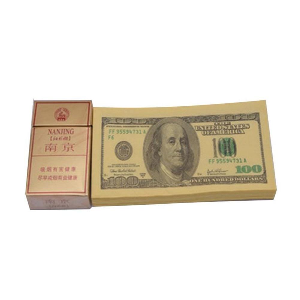 1 шт. Банкетная туалетная бумага доллар Hallowmas бежевый доллар тканевая Праздничная салфетка деньги США подарок для дома украшения для дома наклейка доллар Tissu