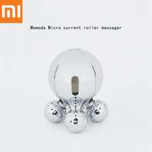 XIAOMI Momoda Micro Current Wave Massager Whole Body Lifting Kneading Massage Relaxation Neck Arms Legs Back Face Care Massage