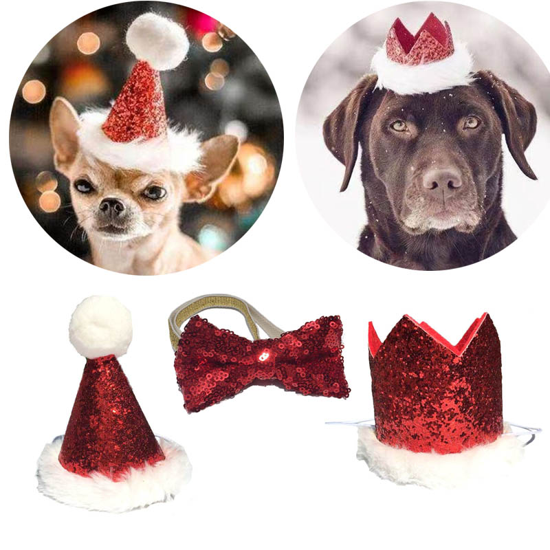 Pet Accessories for Birthday Holiday Festival Party Pet Bowtie ...