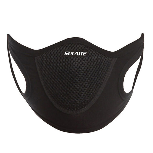Dustproof Windproof Mask Anti Dust Face Mask Ski Snowboard Skating Cycling Anti-bacterial Reusable Breathable Mask Sulaite 3