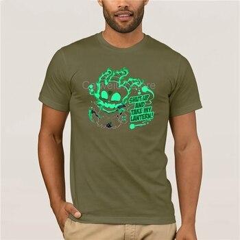 Top Men's T-shirt League of Legends Thresh Short fashion T-shirt men 2