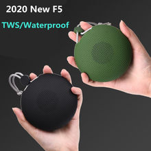 Mini Bluetooth Speaker Shower Waterproof Powerful Wireless Portable Speaker Stereo Music Surround Outdoor Loudspeaker Column(China)