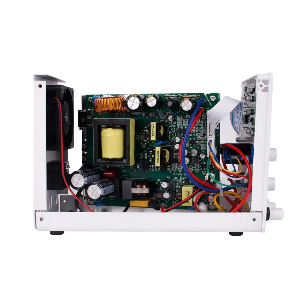 Image 5 - 30v 10a Laboratory power supply digital display adjustable switching dc power supply voltage regulator 220 v 110v New Arrivals-in Voltage Regulators/Stabilizers from Home Improvement