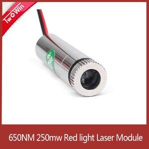 Red laser module 250mW 650nm H