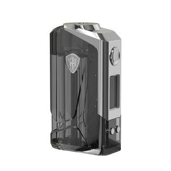 Rincoe – JellyBox Cigarette électronique 228W, Mod, alimenté par deux batteries 18650, Cigarette électronique, e-cigs TC Box Mod VS Mechman Lite