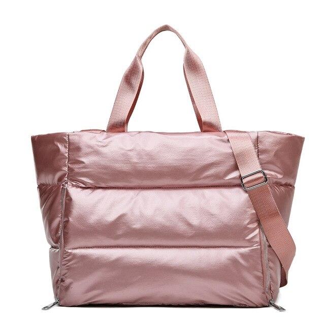 Dry Wet Yoga Mat Bag Fitness Gym Bags Glitter For Women Sac De Sport 2020 New Sporttas Gymtas Tas Sportbag Bolsa Sports XA780WA