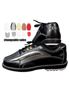 Bowling Shoes Men with Skidproof Sneakers Right-Hand Left Hand-Both-Of-Them Can-Wear-It