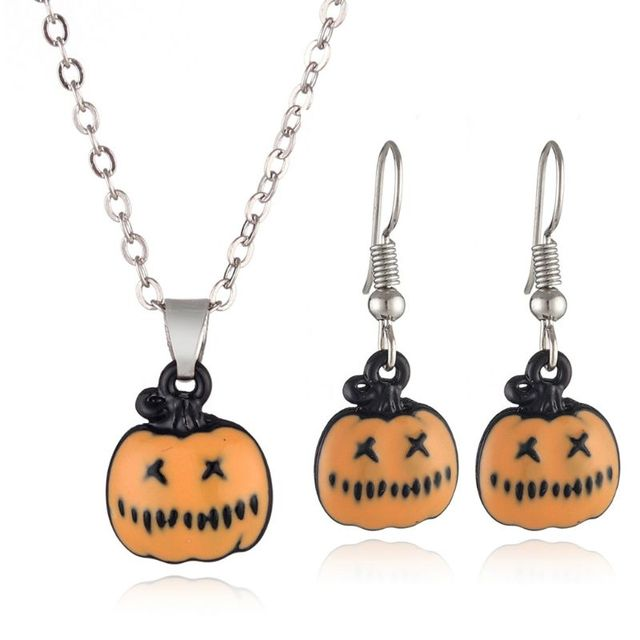 Halloween Jewelry Set...