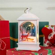 Рождественская гирлянда украшения Ремесло домашнее украшение, подвесные Подвески
