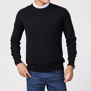 Męska sweter turystyka Shirst mężczyzna gorąca sprzedaż tkanina wełniana Top Qulity swetry z okrągłym dekoltem dla mężczyzn koszule SYY09 tanie i dobre opinie COMFYTRIP WOMEN Pełna Kaszmirowy Camping i piesze wycieczki Pasuje prawda na wymiar weź swój normalny rozmiar Tkane