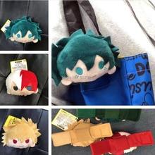 "My Hero Academy Bakugou Katsuki Todoroki Shoto Midoriya izku "" 8 см сумка для монет плюшевая кукла GYTJ"
