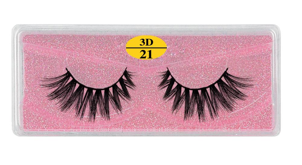H0cb2aa01db794f738a18defff7e8937eV - MB Eyelashes Wholesale 40/50/100/200pcs 6D Mink Lashes Natural False Eyelashes Long Set faux cils Bulk Makeup wholesale lashes