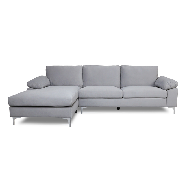 Modern Nordic Style Sectional Sofa Bed  4
