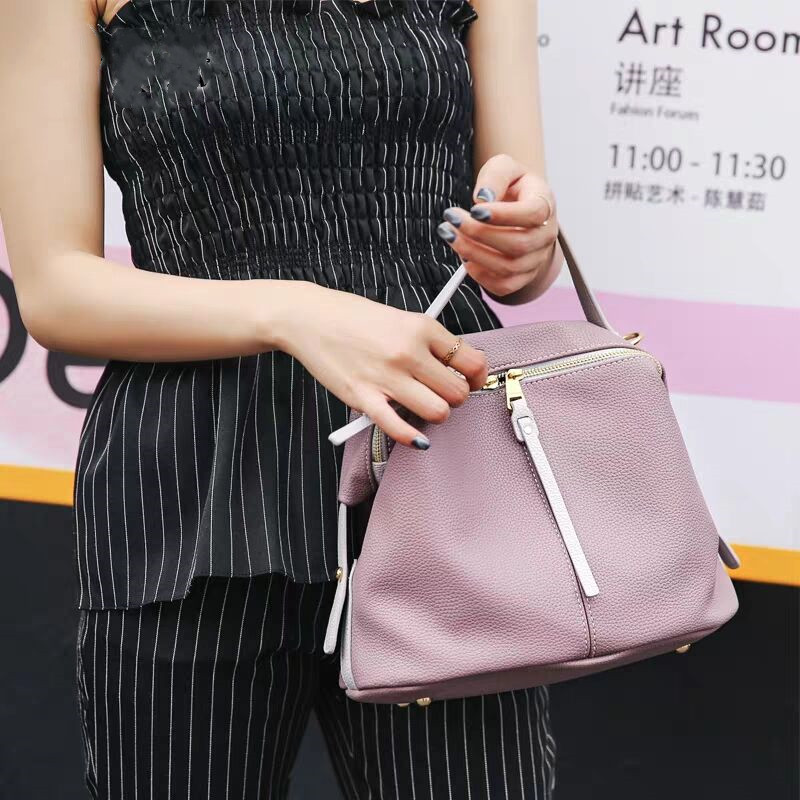 Vento Marea Women Crossbody Bags Leather PU 2018 Female Black Designer Handbags Brand Ladies Sling Shoulder Fashion Purses